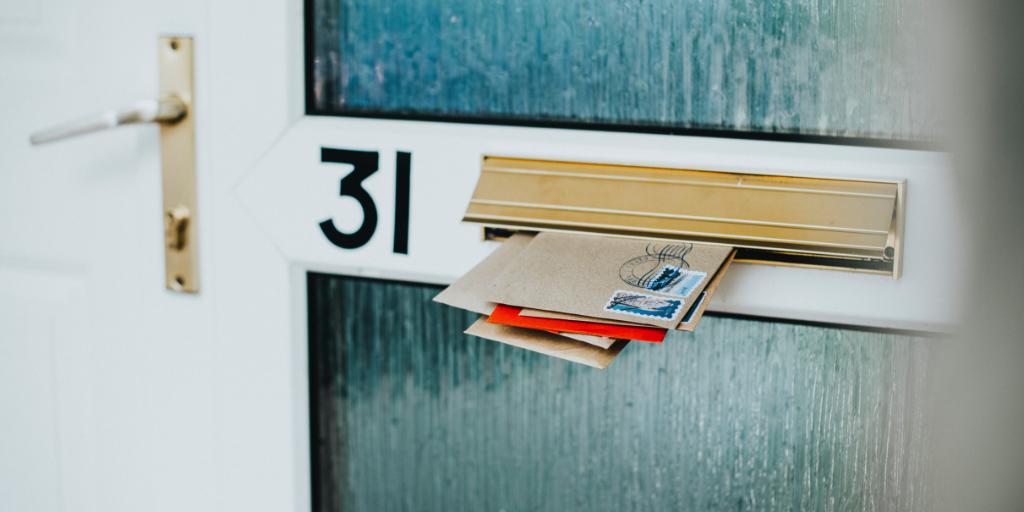 Letterbox post