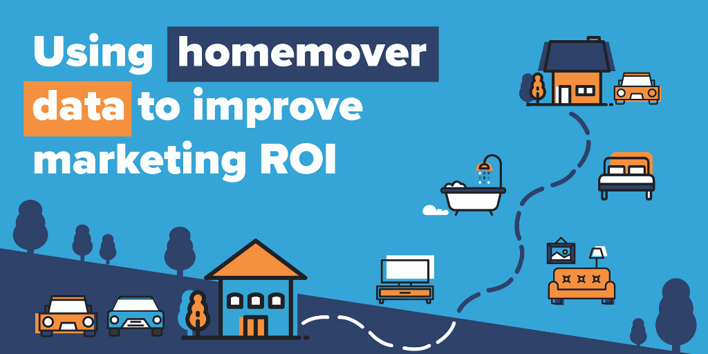 Using homemover data to improve marketing ROI